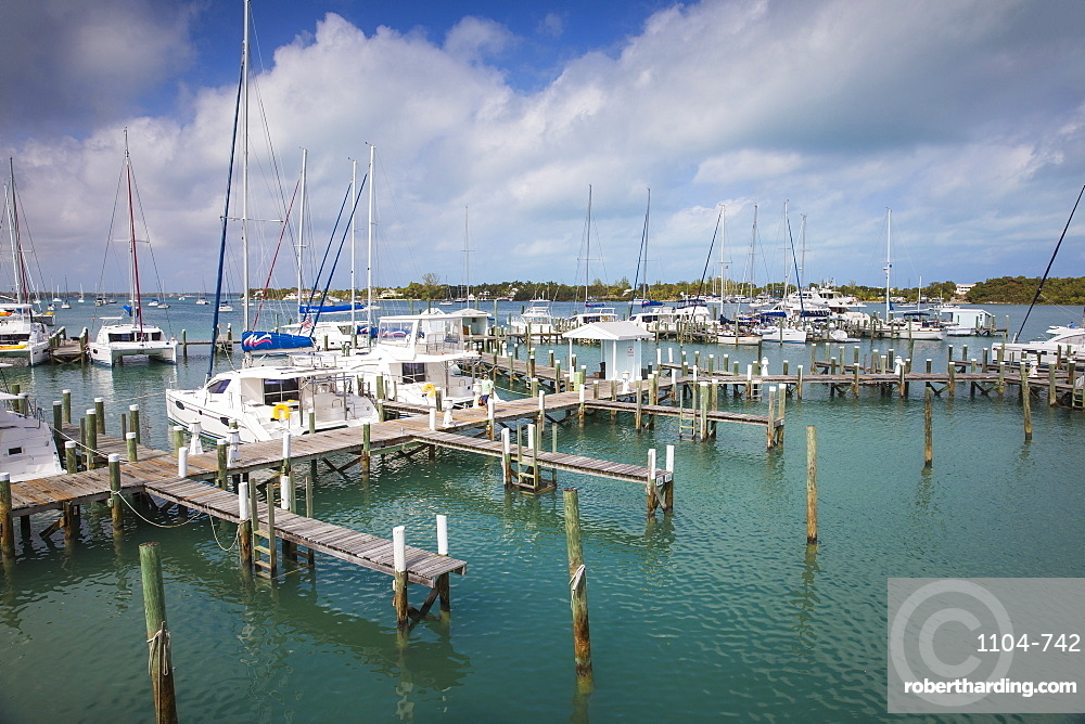 Marsh Harbour, Great Abaco, Abaco Islands, Bahamas, West Indies, Central America