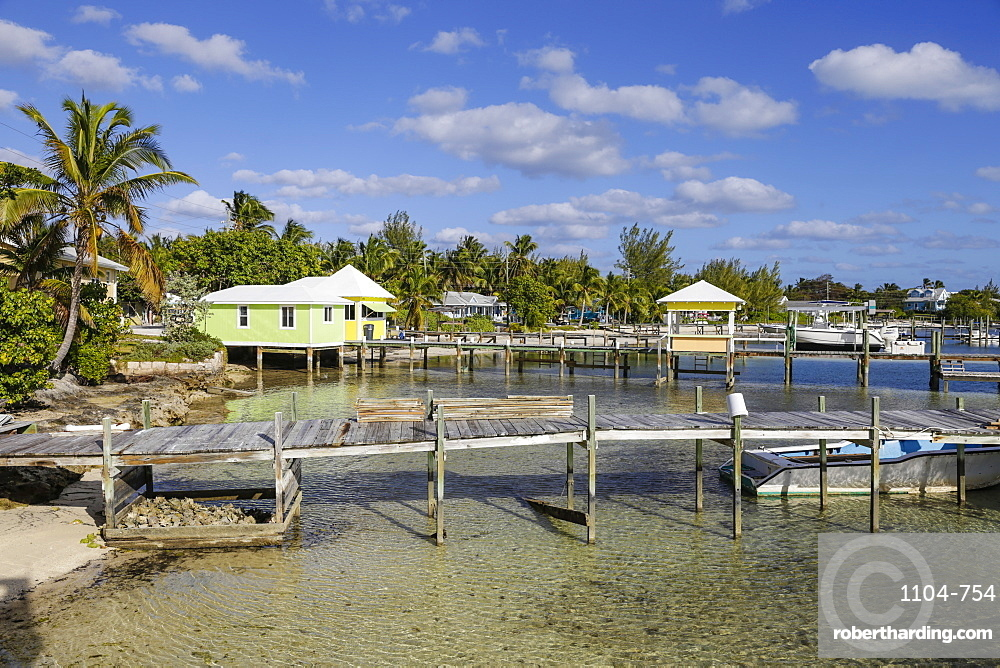 Great Guana Cay, Abaco Islands, Bahamas, West Indies, Central America