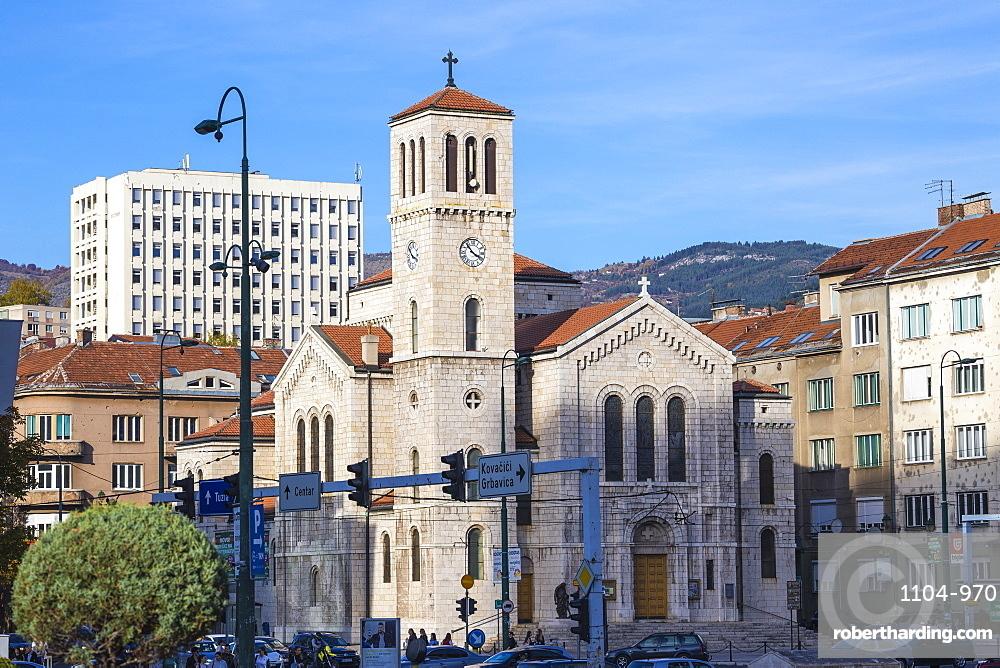 Saint Joseph's Church, Sarajevo, Bosnia and Herzegovina, Europe