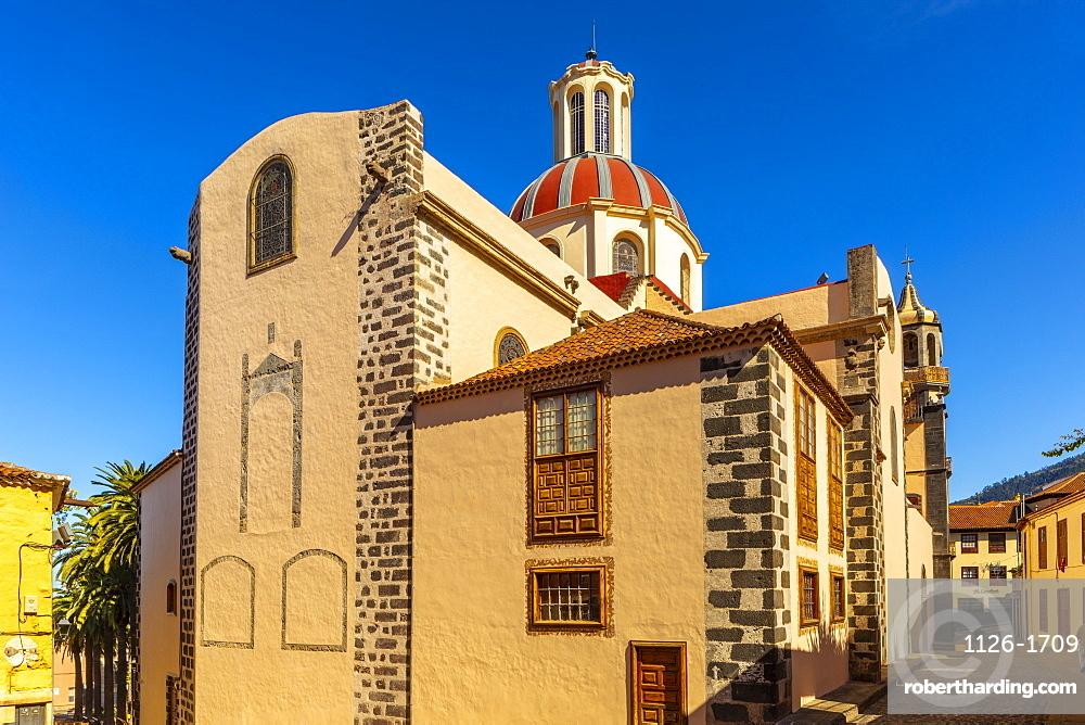 Church of the Immaculate Conception, La Orotava, Tenerife, Canary Islands, Spain, Atlantic Ocean, Europe,