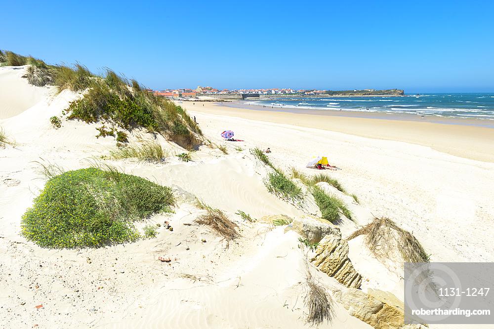 Praia da Gamboa, Peniche, Leiria District, Estremadura, Portugal, Europe