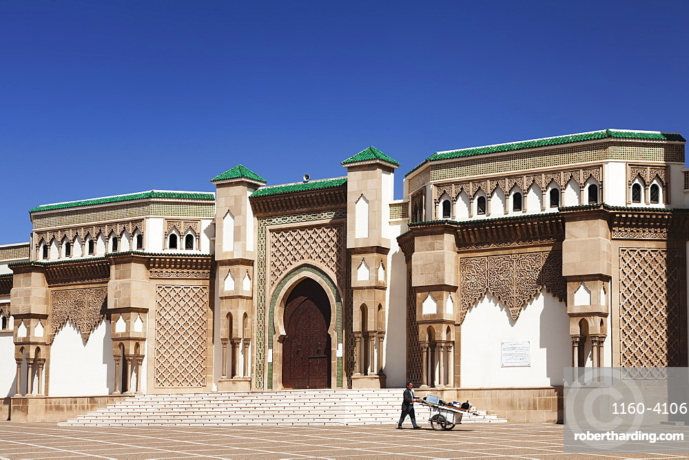 Hassan II Mosque, Agadir, Al-Magreb, Southern Morocco, Morocco, North Africa, Africa
