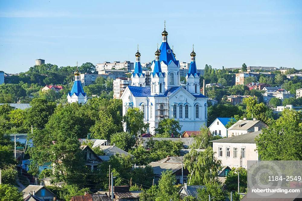 Church of St. George, Kamianets-Podilskyi, Ukraine, Europe