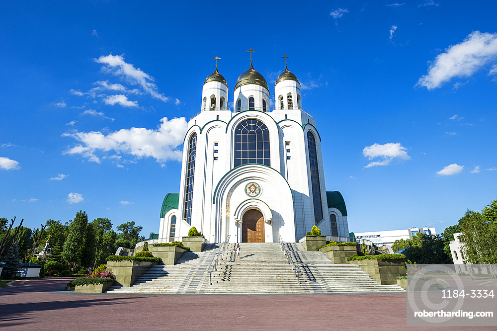 Cathedral of Christ the Savior, Kaliningrad, Russia