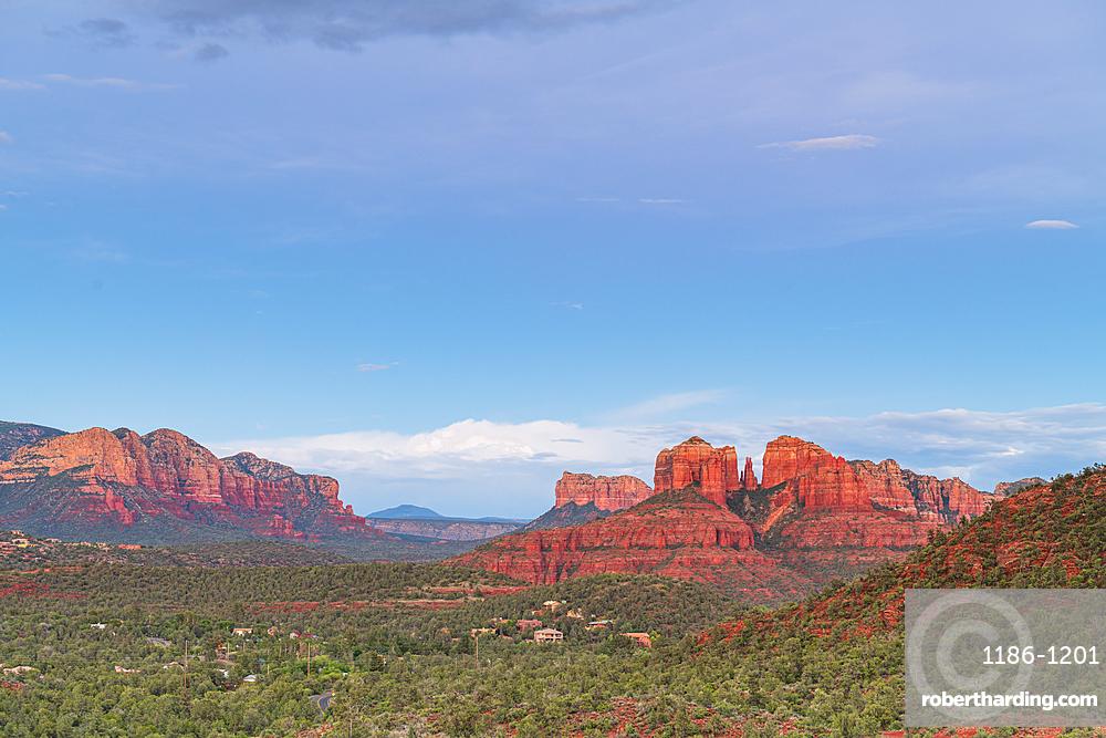 Cathedral Rock, Sedona, Arizona, United States of America, North America