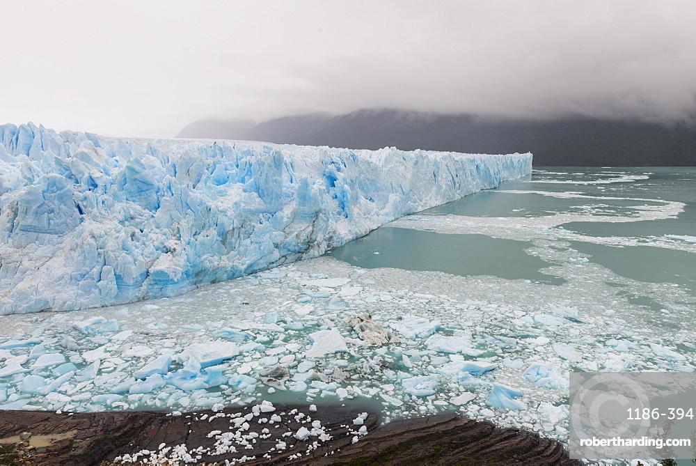 Perito Moreno glacier, El Calafate, Santa Cruz, Argentina