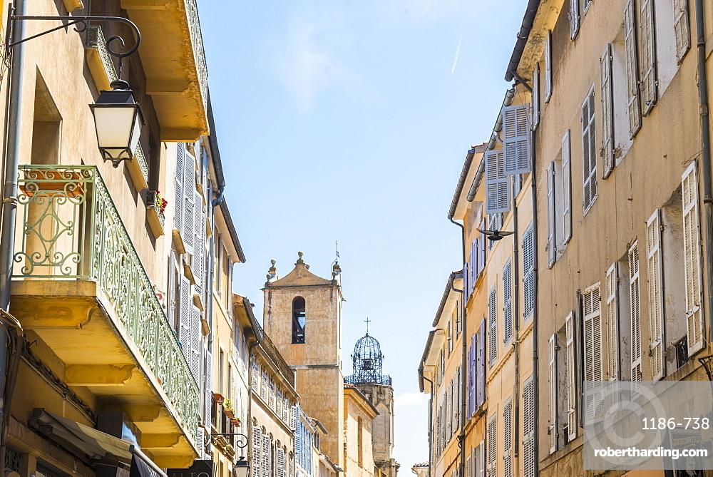 Church Aix en Provence, Bouches du Rhone France