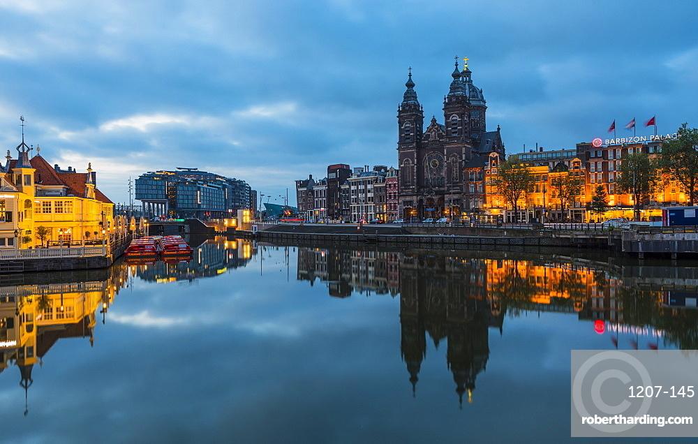 Basilica of St. Nicholas, Amsterdam, Netherlands