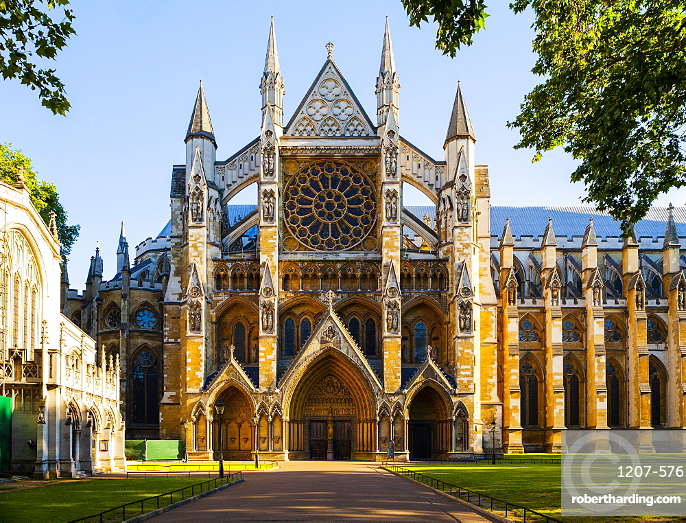 Westminster Abbey, London, England, United Kingdom, Europe