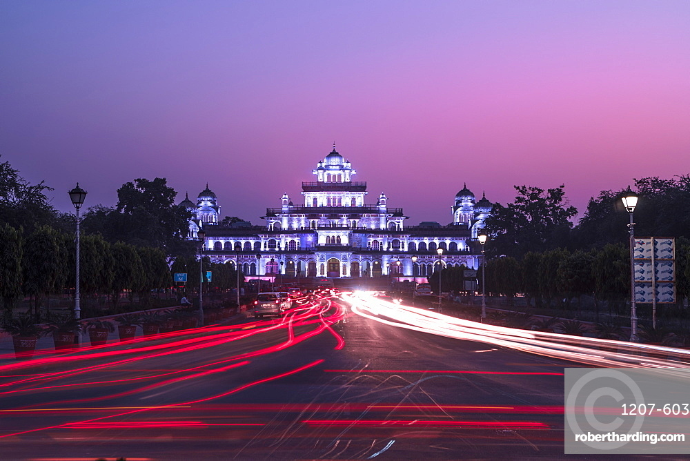 Albert Hall Museum, Jaipur, Rajasthan, India, Asia,