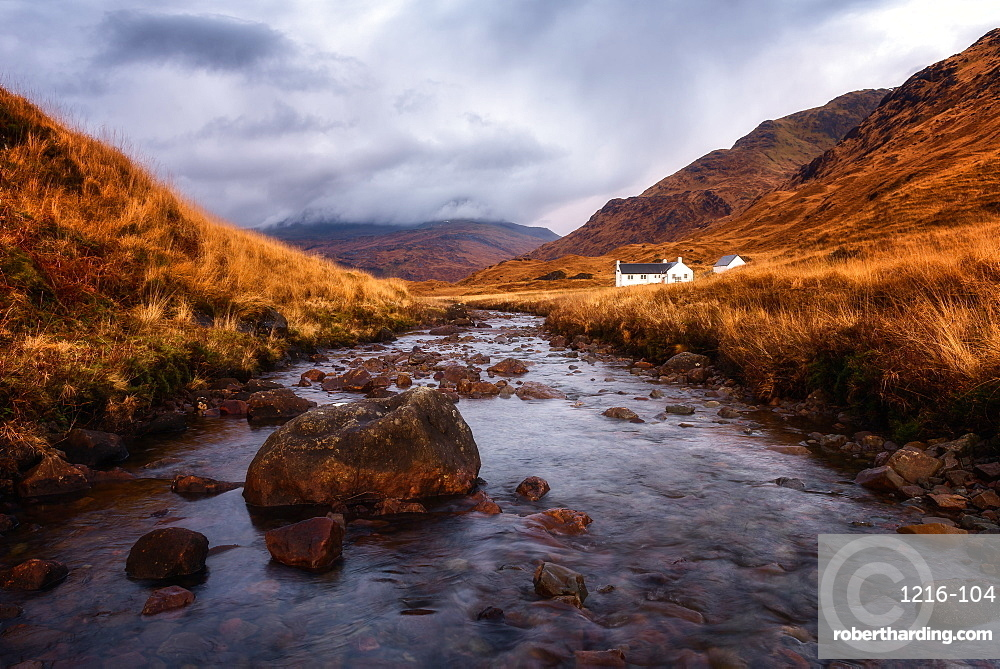 Isle of Mull, Inner Hebrides, Scotland, United Kingdom, Europe