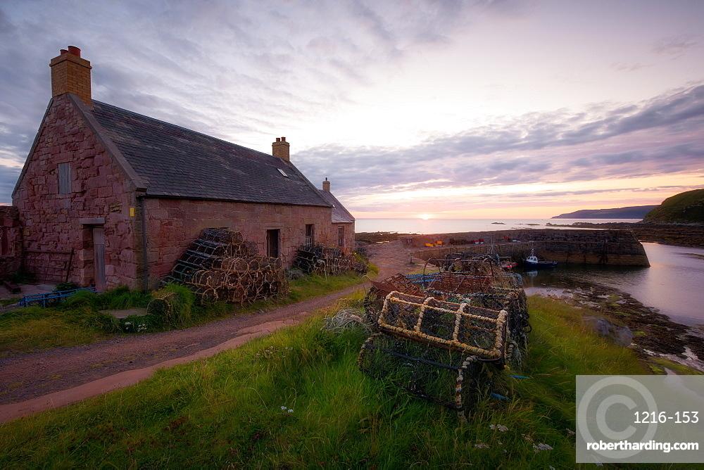 Cove, East Lothian, Scotland, United Kingdom, Europe