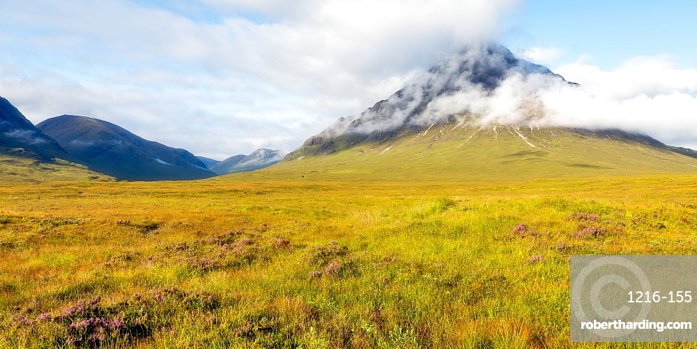 Buchaille Etive Mor, Glencoe, Highlands, Scotland, United Kingdom, Europe