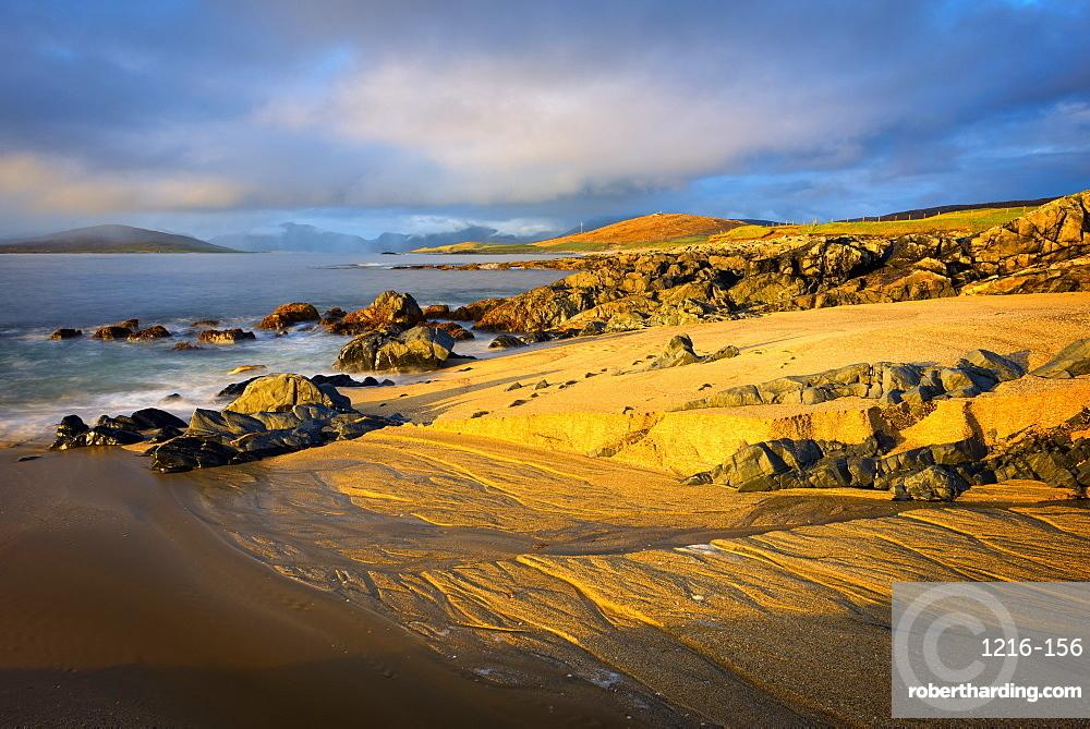 Bagh Steinigidh, Isle of Harris, Outer Hebrides, Scotland, United Kingdom, Europe
