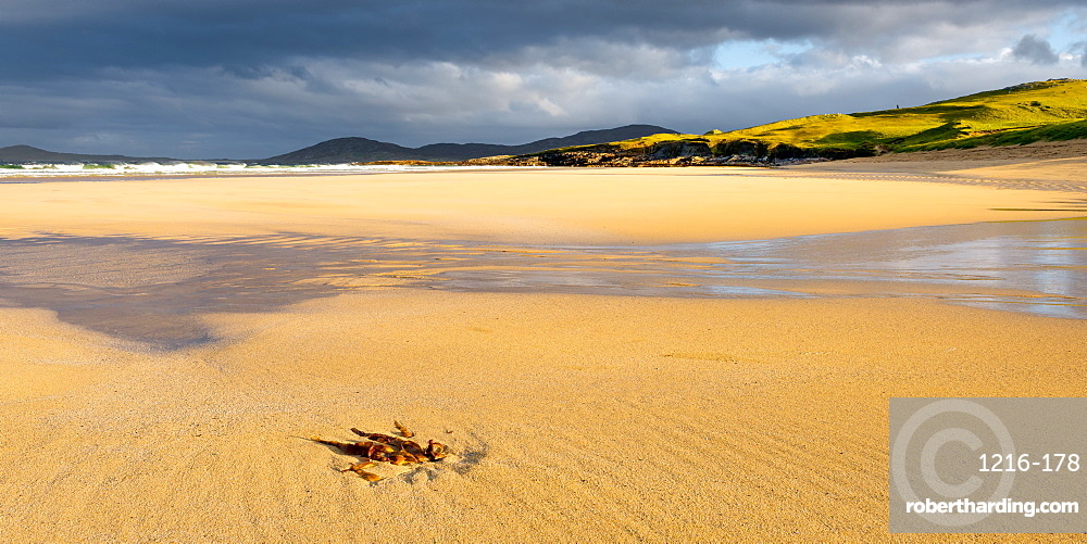 Beach, Isle of Harris, Outer Hebrides, Scotland, United Kingdom, Europe