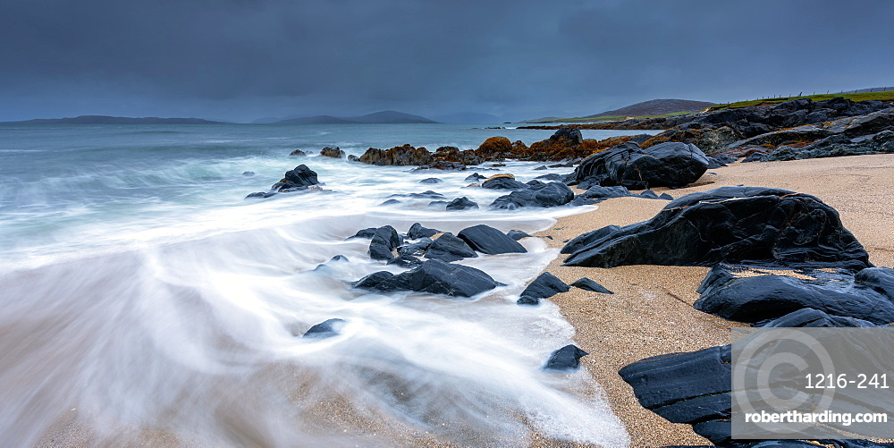 Isle of Harris Beach, Outer Hebrides, Scotland, United Kingdom