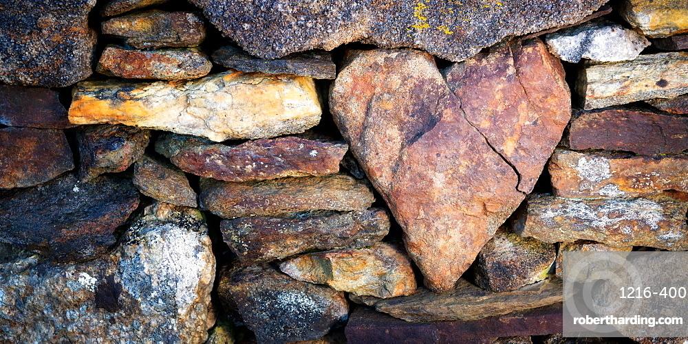 The Broken Heart of Rodel, Rodel, Isle of Harris, Outer Hebrides, Scotland, United Kingdom, Europe
