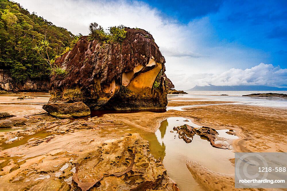 Bako National Park, Kuching, Sarawak, Borneo, Malaysia, Southeast Asia, Asia