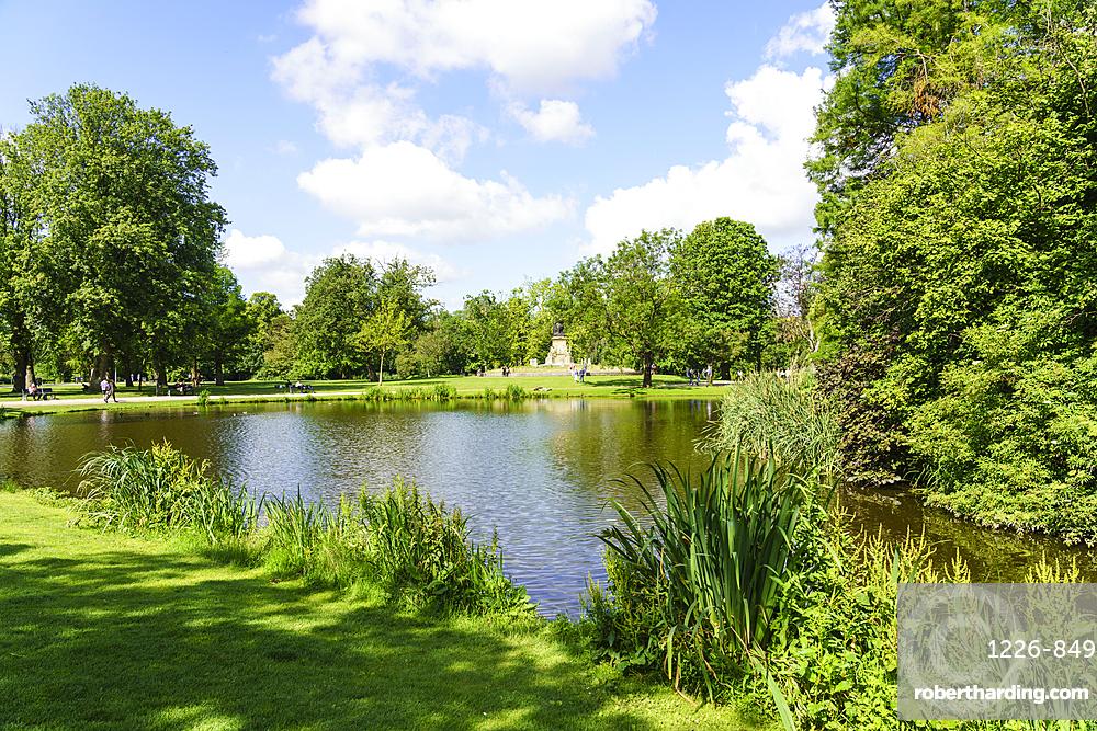 Vondel Park, Amsterdam, Netherlands