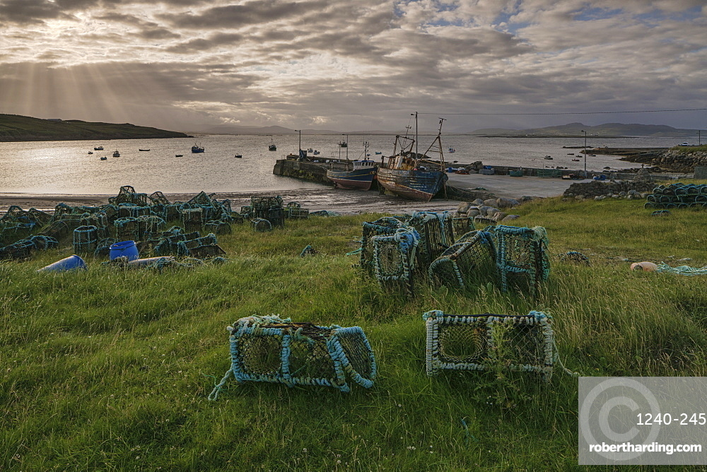 Rossillion Bay, Arranmore Island, County Donegal, Ireland