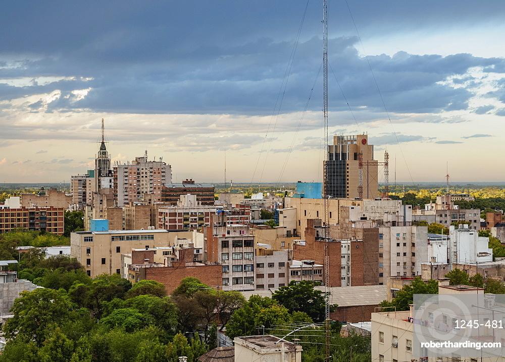 Cityscape of Mendoza, Argentina, South America
