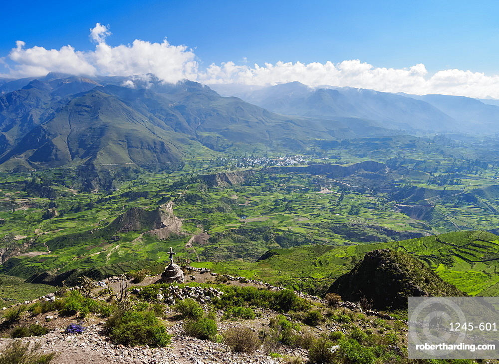 Colca Valley, Arequipa Region, Peru, South America