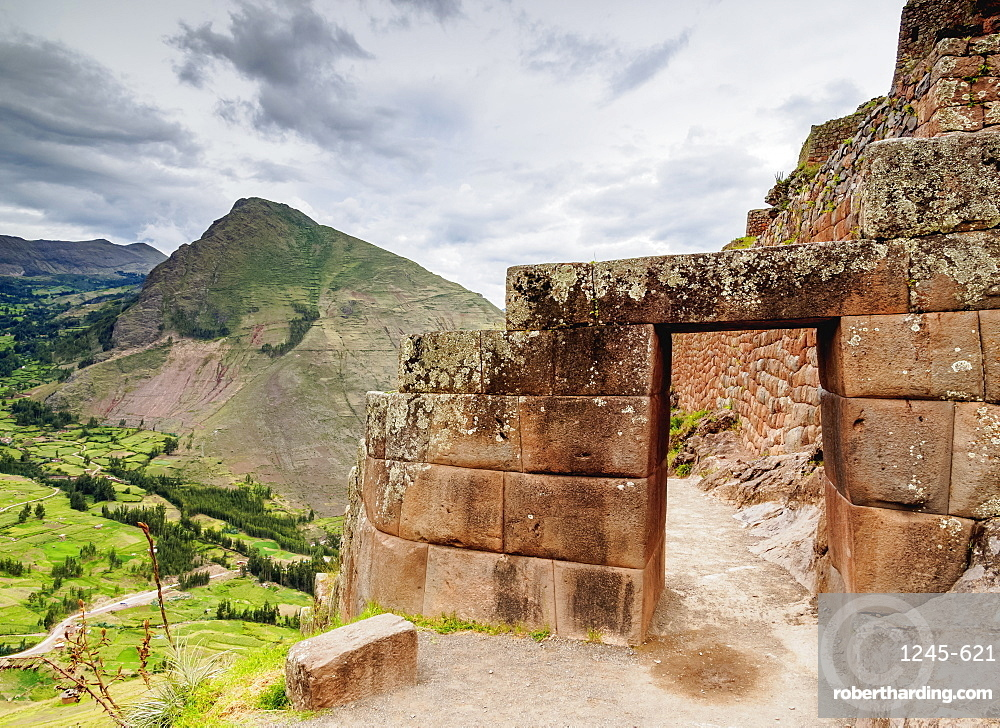 Pisac Ruins, Sacred Valley, Cusco Region, Peru, South America