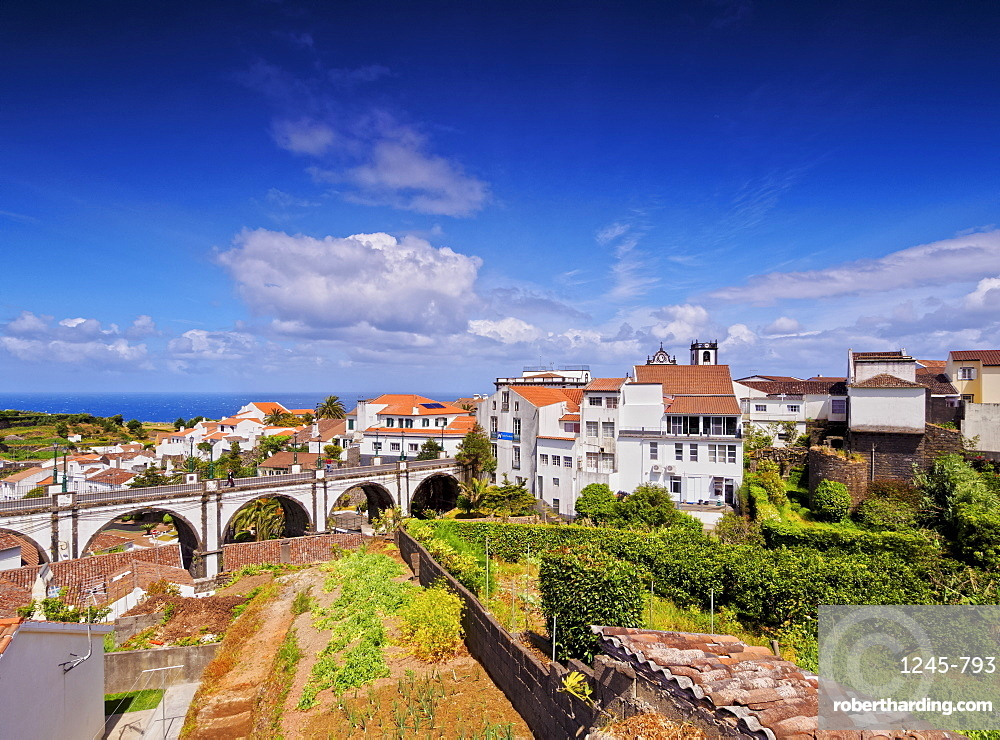 Bridge in Nordeste, Sao Miguel Island, Azores, Portugal, Atlantic, Europe