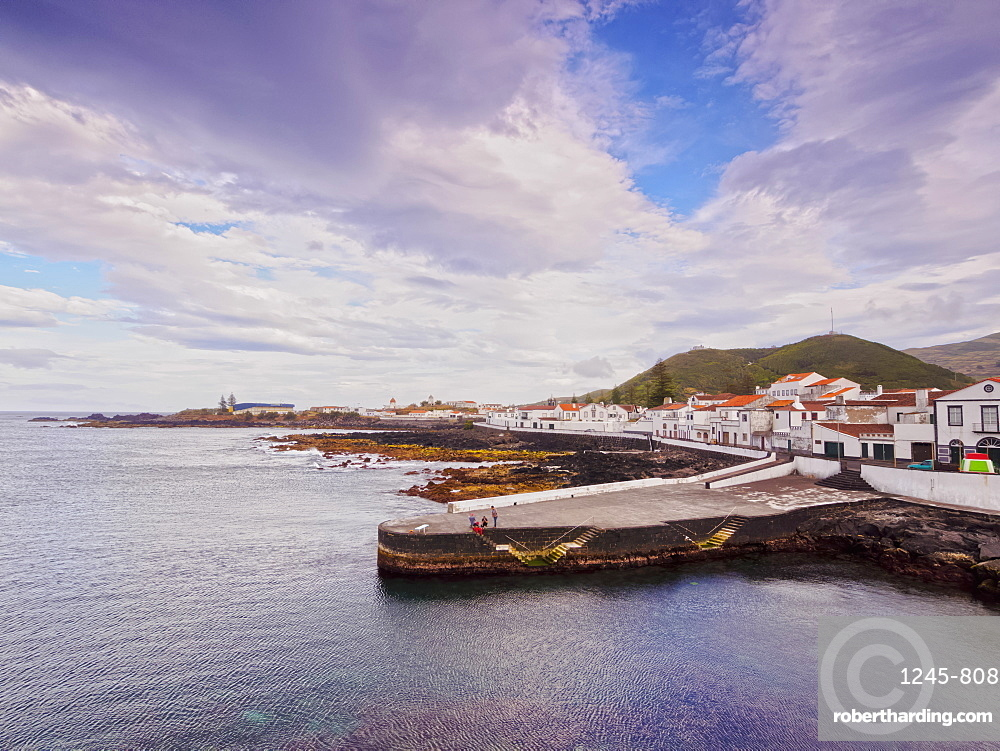 Coast of Santa Cruz, Graciosa Island, Azores, Portugal, Atlantic, Europe