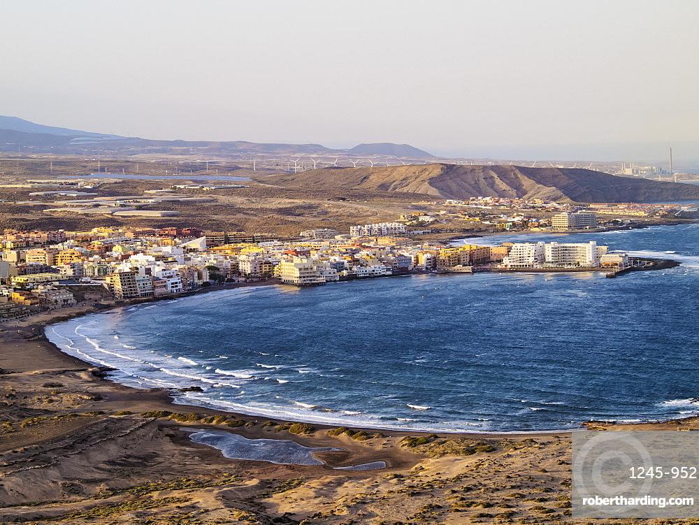 Coast in El Medano, Tenerife Island, Canary Islands, Spain, Atlantic, Europe
