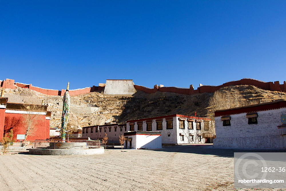 Palkhor Monastery, Gyantse, Tibet