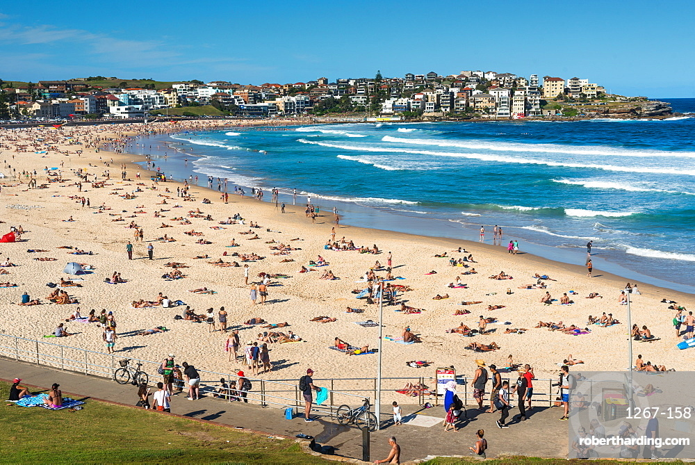 Bondi Beach, Sydney, New South Wales, Australia, Pacific