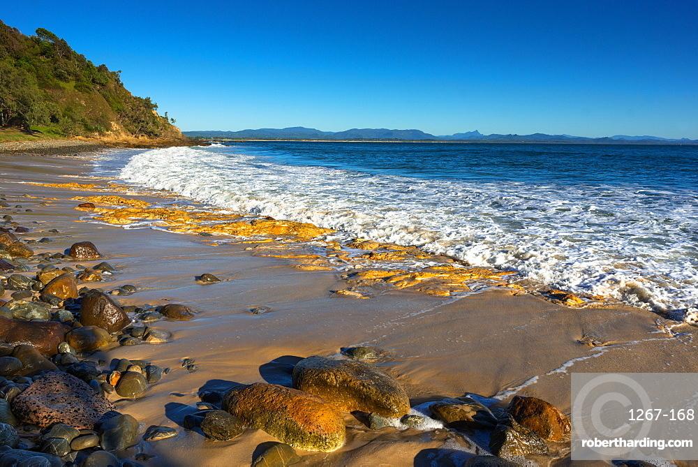 Wategos Beach, Byron Bay, New South Wales, Australia, Pacific