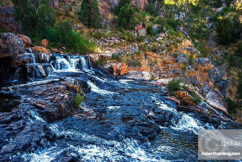 MacKenzie Falls in Grampians National Park, Victoria, Australia.