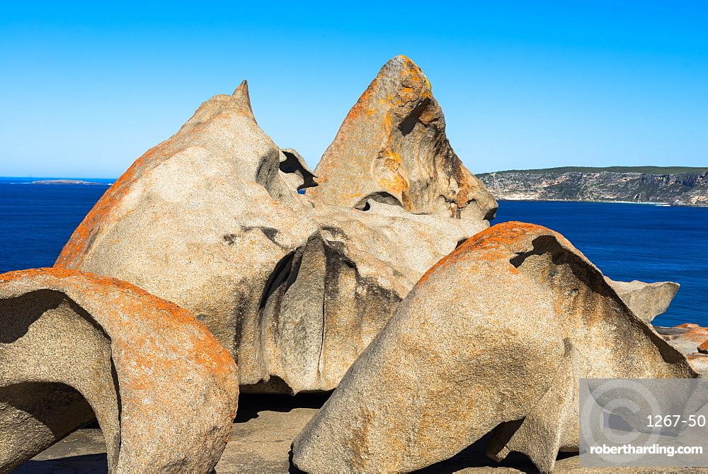 Remarkable Rocks, Flinders Chase National Park, Kangaroo Island, South Australia, Australia, Pacific