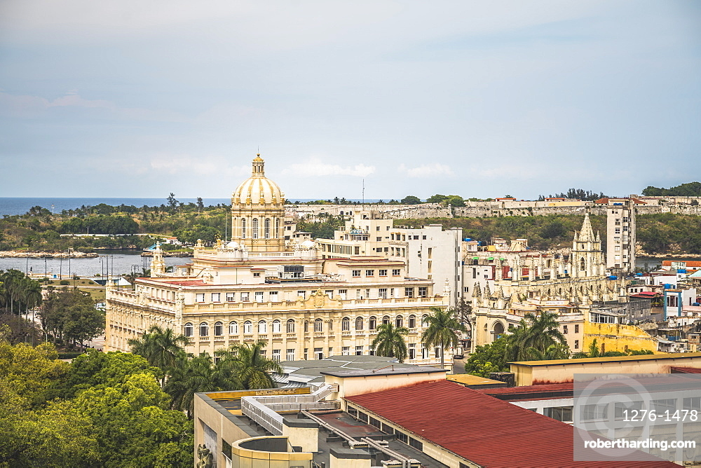 The Museum of the Revolution, La Habana, Havana, Cuba, West Indies, Caribbean, Central America