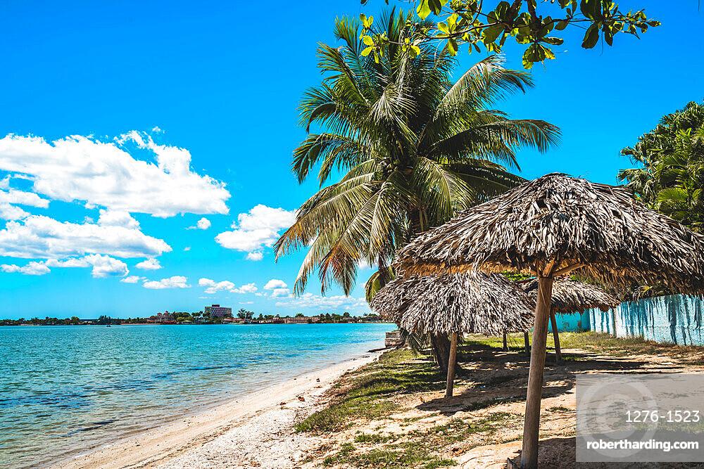 Playa Alegre, Cienfuegos, UNESCO World Heritage Site, Cuba, West Indies, Caribbean, Central America