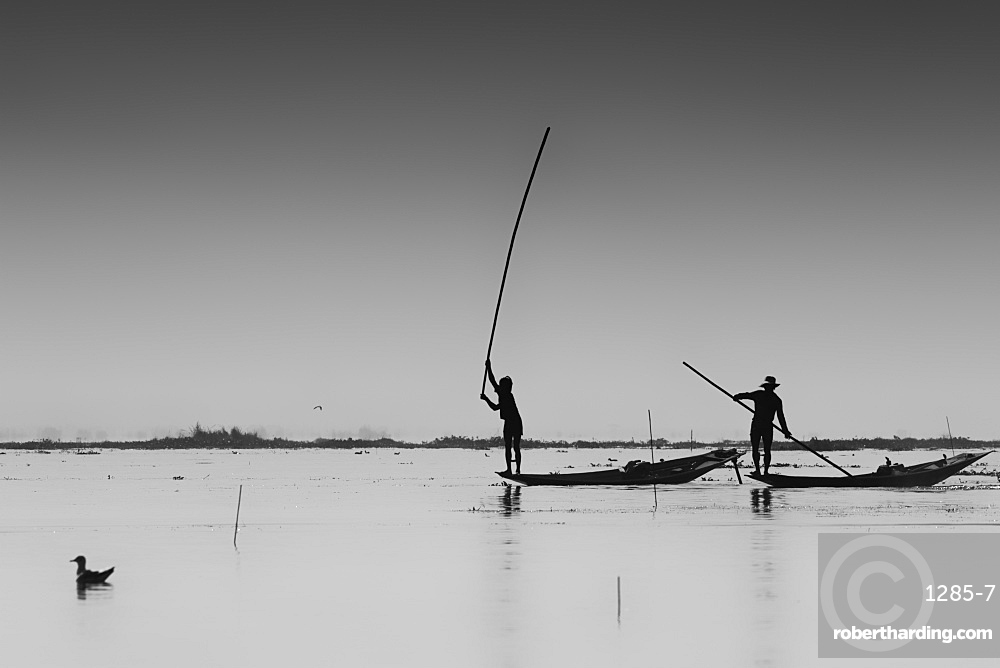 Fishermen - Inle Lake