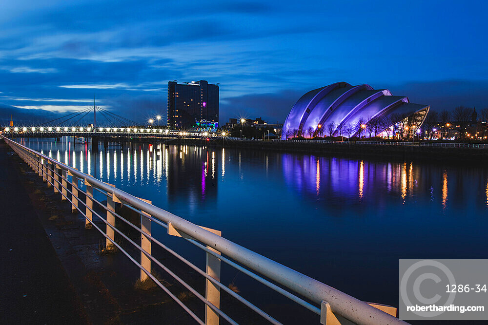 SEC Armadillo, River Clyde