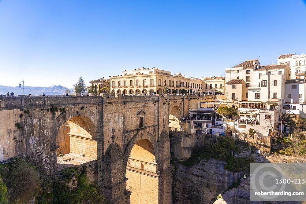 Puente Nuevo Ronda, el Tajo de Ronda