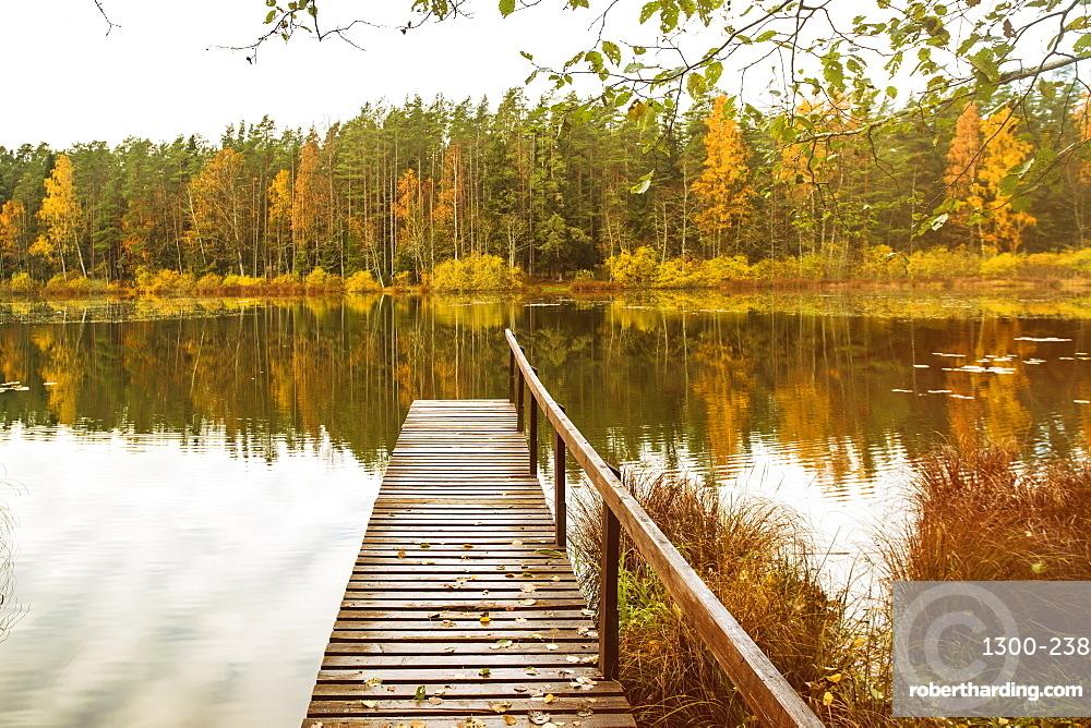 vihula järv, lake Järv in Lahemaa
