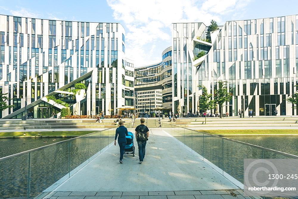 New shopping center Kö Bogen