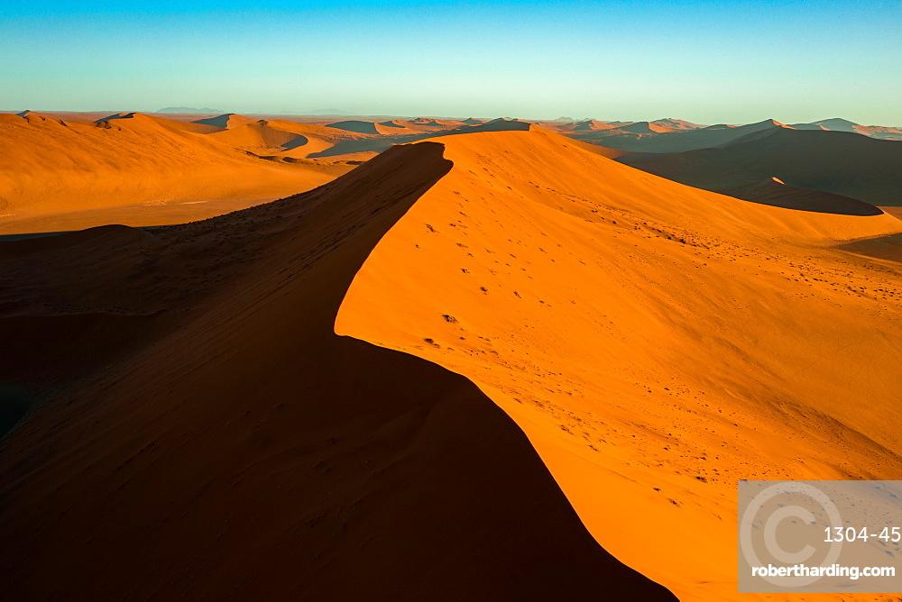 Dunes, Hardap, Namibia, Africa