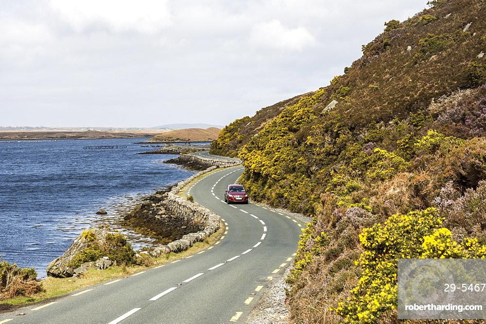Bellacragher Bay, Mulrany, County Mayo, Connacht, Republic of Ireland, Europe