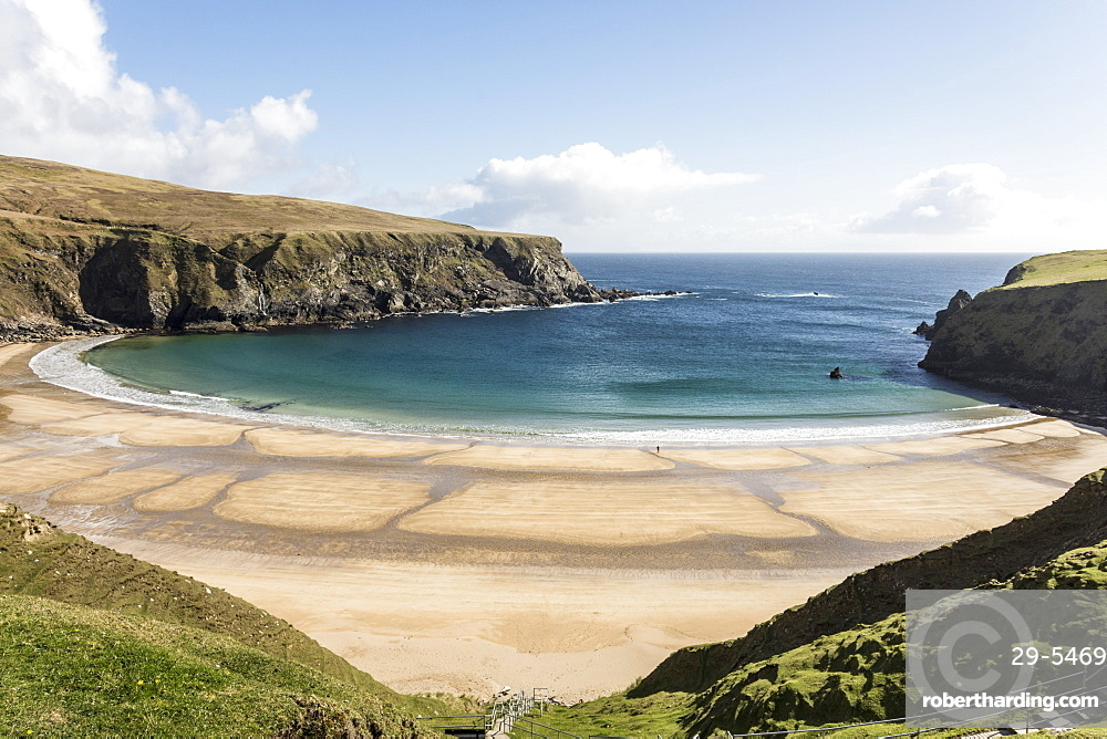 Trabane Bay, Malin Beg, County Donegal, Ulster, Republic of Ireland, Europe