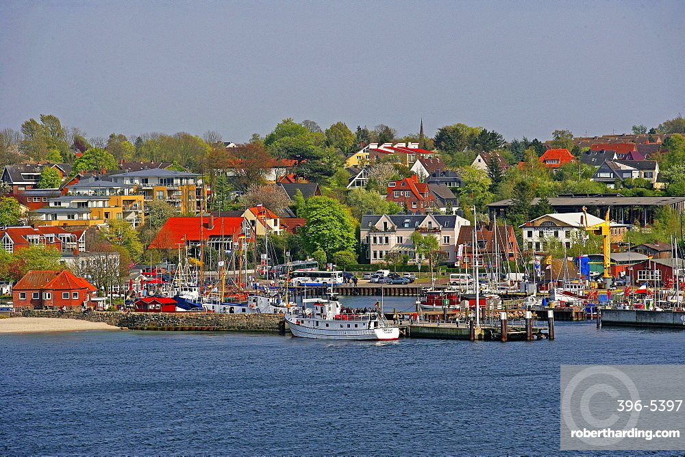 Baltic Seaside Resort of Laboe near Kiel, Schleswig-Holstein, Germany, Europe