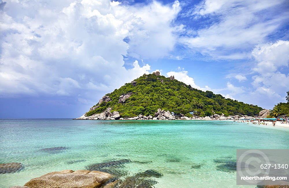 Koh Nang Yuan island, Thailand, Southeast Asia, Asia