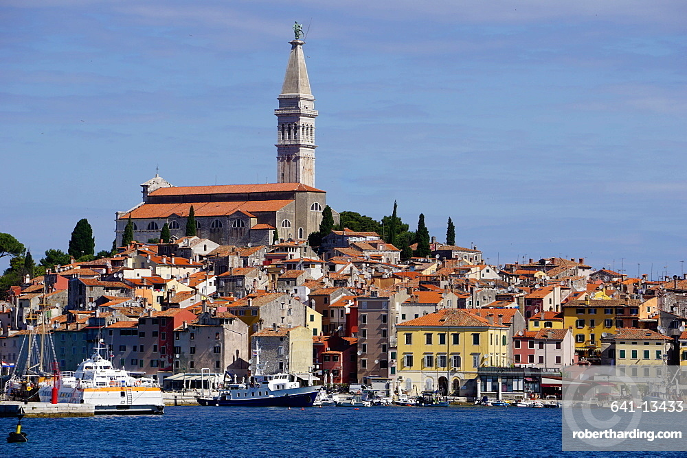 Rovinj, Istra Peninsula, Croatia, Europe