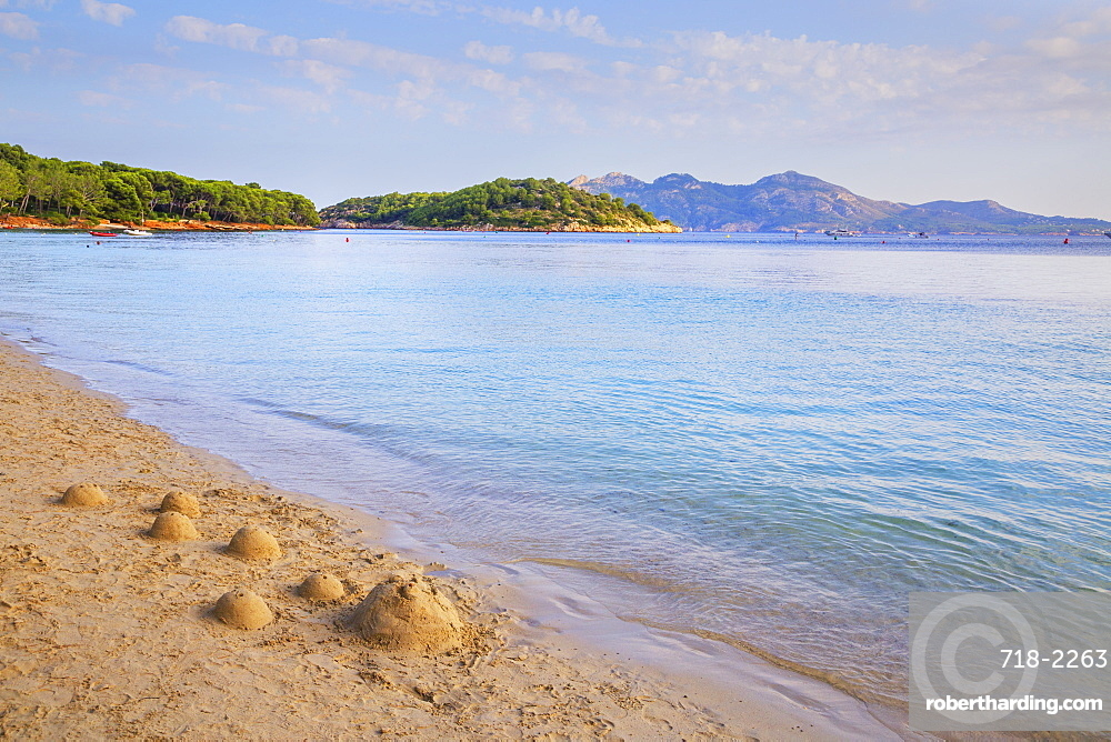 Playa de Formentor, Mallorca (Majorca), Balearic Islands, Spain, Mediterranean, Europe
