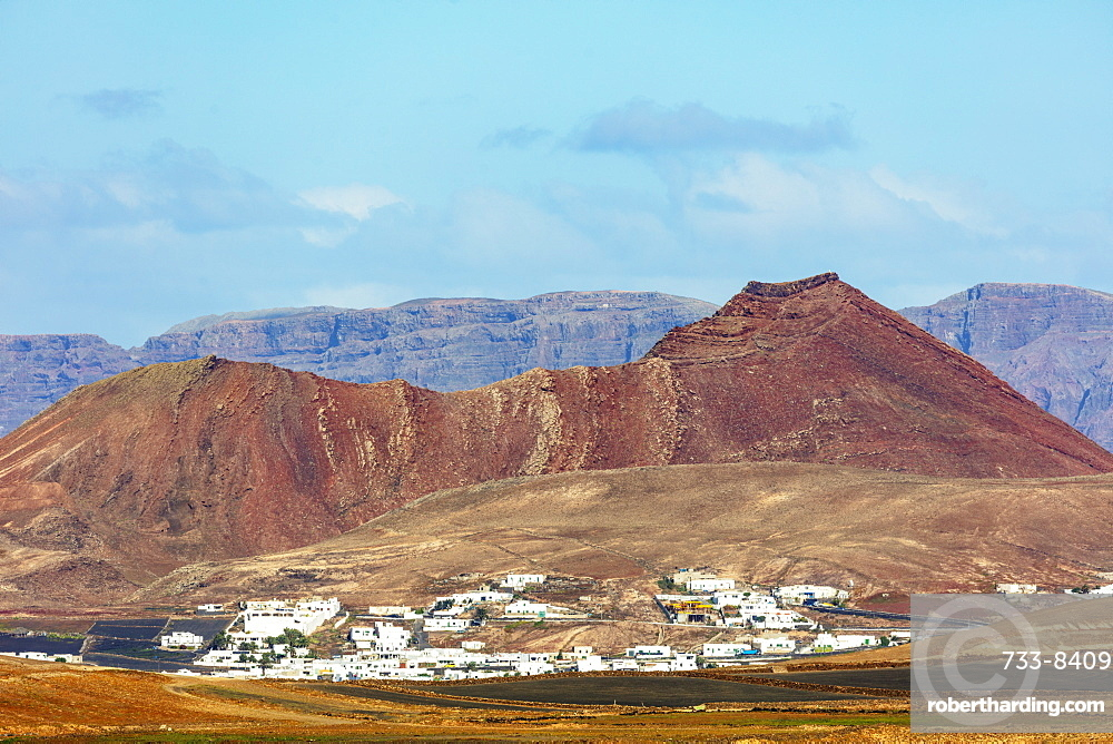 Europe, Spain, Canary Islands, Lanzarote, Tinajo